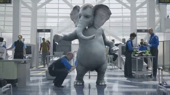 Wonderful Pistachios TV Spot, \'Ernie at the Airport\'
