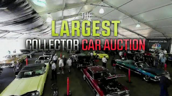 The Largest Collector Car Auction in the World thumbnail