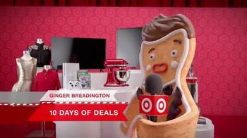 Target 10 Days of Deals TV Spot, 'Arrived'