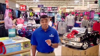Academy Sports + Outdoors Cyber Week TV Spot, 'Drones, Hoodies & Chevy'