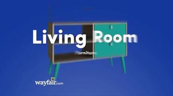 Wayfair Cyber Monday Blowout Sale TV Spot, 'Save Big'