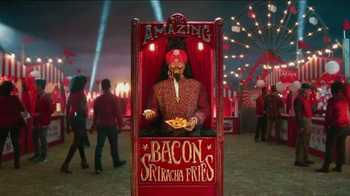 Wendy's Bacon Sriracha Fries TV Spot, 'Fair'