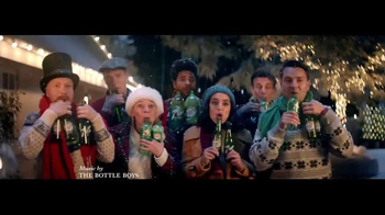 7UP and Canada Dry TV Spot, 'Carolers'
