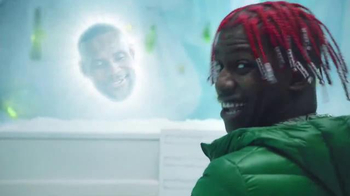 Sprite TV Spot, 'Lil Yachty Is in an Ice Cave Singing a Song About Sprite'