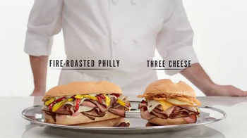 Arby's Angus Steak Sandwiches TV Spot, 'Vegetarians'
