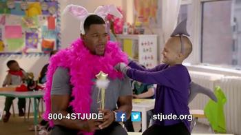 St. Jude Children\'s Research Hospital TV Spot, \'Thanks\' Ft. Michael Strahan