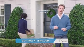 Ring Video Doorbell TV Spot, 'Take Back Your Doorstep' - Thumbnail 2