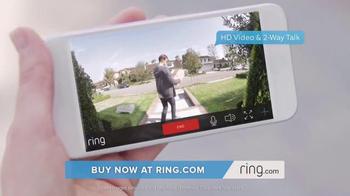Ring Video Doorbell TV Spot, 'Take Back Your Doorstep' - Thumbnail 5