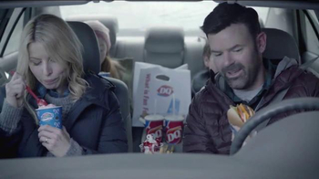 Dairy Queen $5 Buck Lunch TV Spot, '2016 Holiday'
