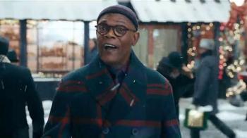 Capital One Quicksilver TV Spot, 'Snow Globe' Featuring Samuel L. Jackson