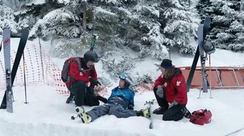 Aflac TV Spot, 'Ski Patrol'