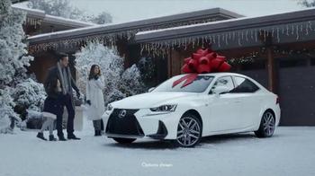 Lexus December to Remember Sales Event TV Spot, 'Santa Cam'