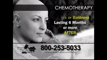 Breast Cancer Chemo Justice TV Spot, 'Important Message'