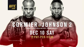 Pay-Per-View TV Spot, 'UFC 206: Hail of a Rematch' Song by El-P