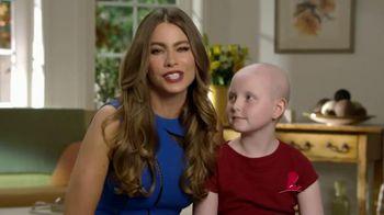 St. Jude Children's Research Hospital TV Spot, 'Thanks' Ft. Sofia Vergara