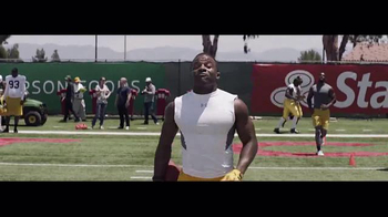 State Farm TV Spot, 'On Fire' Featuring Aaron Rodgers, Randall Cobb