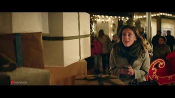 Overstock.com Cyber Monday Sale TV Spot, 'Easier Way: Goose-Down Comforter'