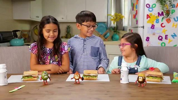 Subway Fresh Fit for Kids Meal TV Spot, \'Disney Channel: Moana Toys\'