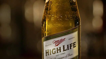 Miller High Life TV Spot, \'Bottle Hero\'