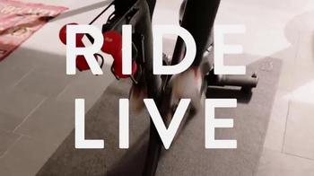 Peloton TV Spot, 'Ride Live' - Thumbnail 3