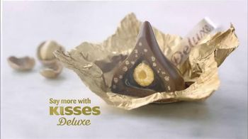 Hershey's Kisses Deluxe TV Spot, 'Say More' Song by Ellen Once Again
