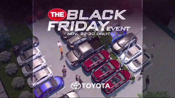 Toyota Black Friday Event TV Spot, 'RAV4'