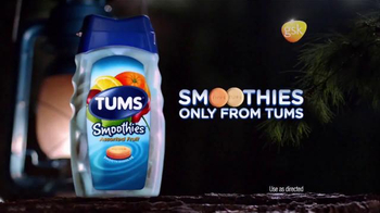 Tums Smoothies TV Spot, 'Hot Dog' - Thumbnail 4