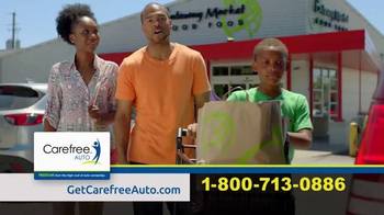 Carefree Auto TV Spot, 'Make Driving Carefree'