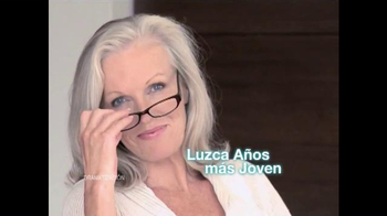 Hydroxatone TV Spot, 'Luzca años más joven' [Spanish]