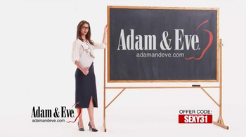 Adam & Eve TV Spot, 'Lesson of the Day'