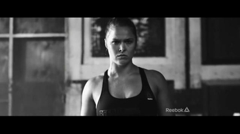 Reebok TV Spot, 'Perfect Never' Featuring Ronda Rousey