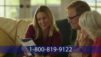American Advisors Group Reverse Mortgage TV Spot, \'Grow Your Nest Egg\'
