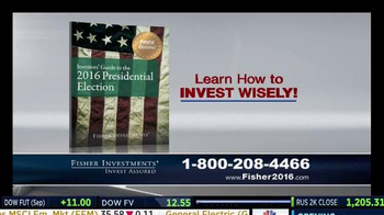 Fisher Investments TV Spot, \'Political Biases\'