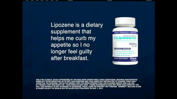 Lipozene TV Spot, 'Worst Part of Looking in the Mirror'
