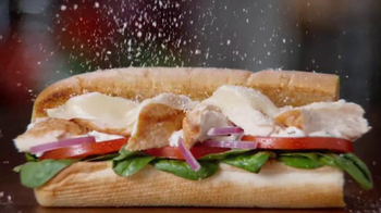 Subway Chicken Caesar Melt TV Spot, 'Better Sandwich'