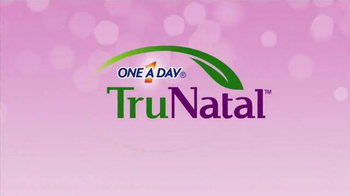 One A Day TruNatal TV Spot, \'Pregnancy Discomforts\'