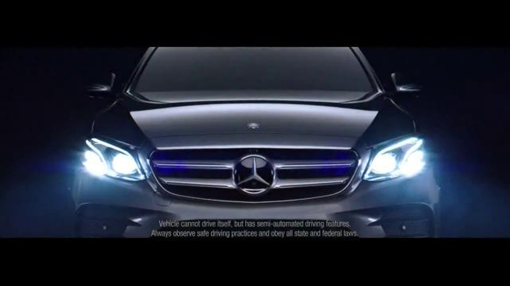 2017 mercedes benz e class tv commercial 39 standard of