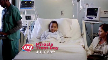 Dairy Queen TV Spot, '2016 Miracle Treat Day'