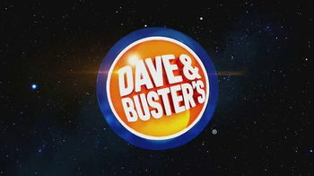 Dave and Buster's TV Spot, 'Star Trek and Snacks'