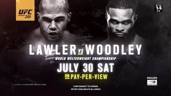 UFC 201: Lawler vs. Woodley thumbnail