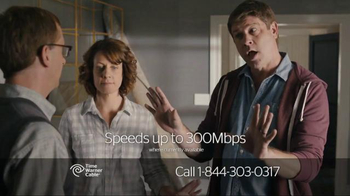 Time Warner Cable TV Spot, 'New Neighbors' - 102 commercial airings