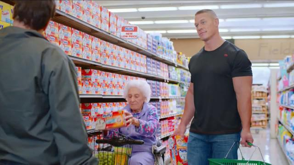 hefty ultra strong tv commercial hefty wimpy feat