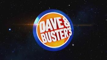 Dave and Buster's TV Spot, 'Star Trek Arcade'