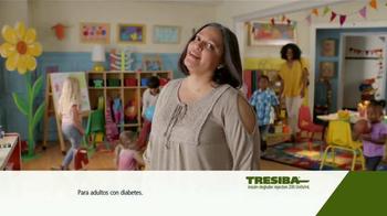 Tresiba TV Spot, 'Tresiba y listo: Paula' [Spanish]