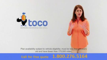 Toco Warranty TV Spot, 'Peace of Mind'