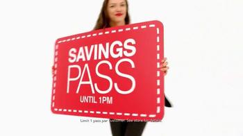Super Saturday Sale: Save With Savings Pass thumbnail