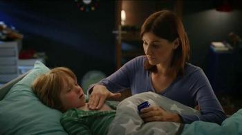 Vicks VapoRub TV Spot, 'Family Awake'