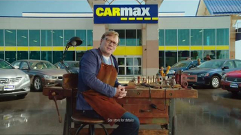 CarMax TV Spot, 'Leather Crafting'