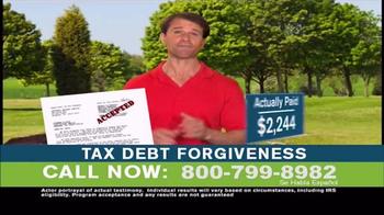 Coast One Financial Group TV Spot, 'Tax Debt Fresh Start'