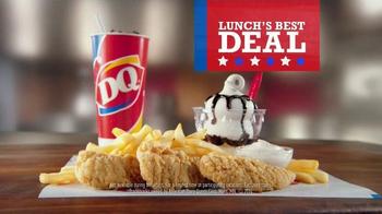 Dairy Queen $5 Buck Lunch TV Spot, 'All Day Long' - Thumbnail 6